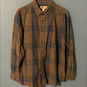 Faded Glory XL button up